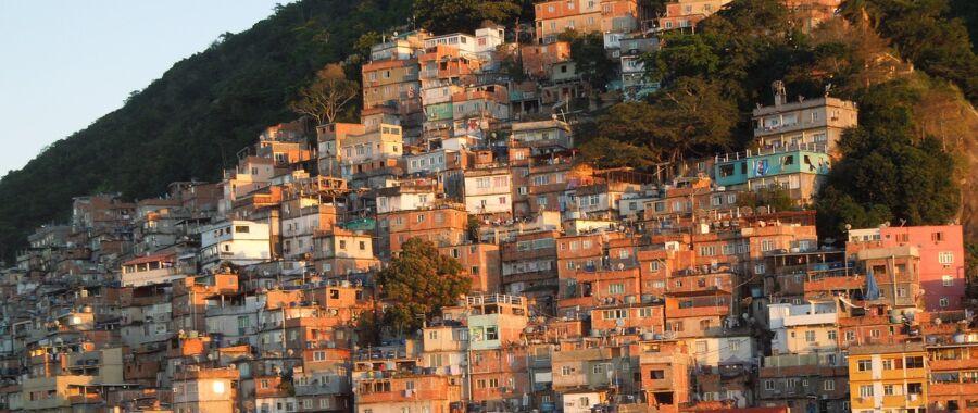 brazylia fawela