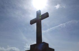 niebo Jezus krzyż