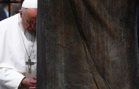 Papież w Macedonii