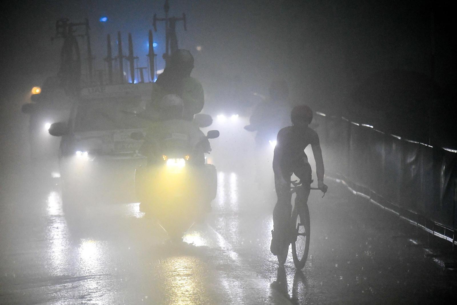9 etap Giro d'Italia. Fot. PAP/EPA/ALESSANDRO DI MEO