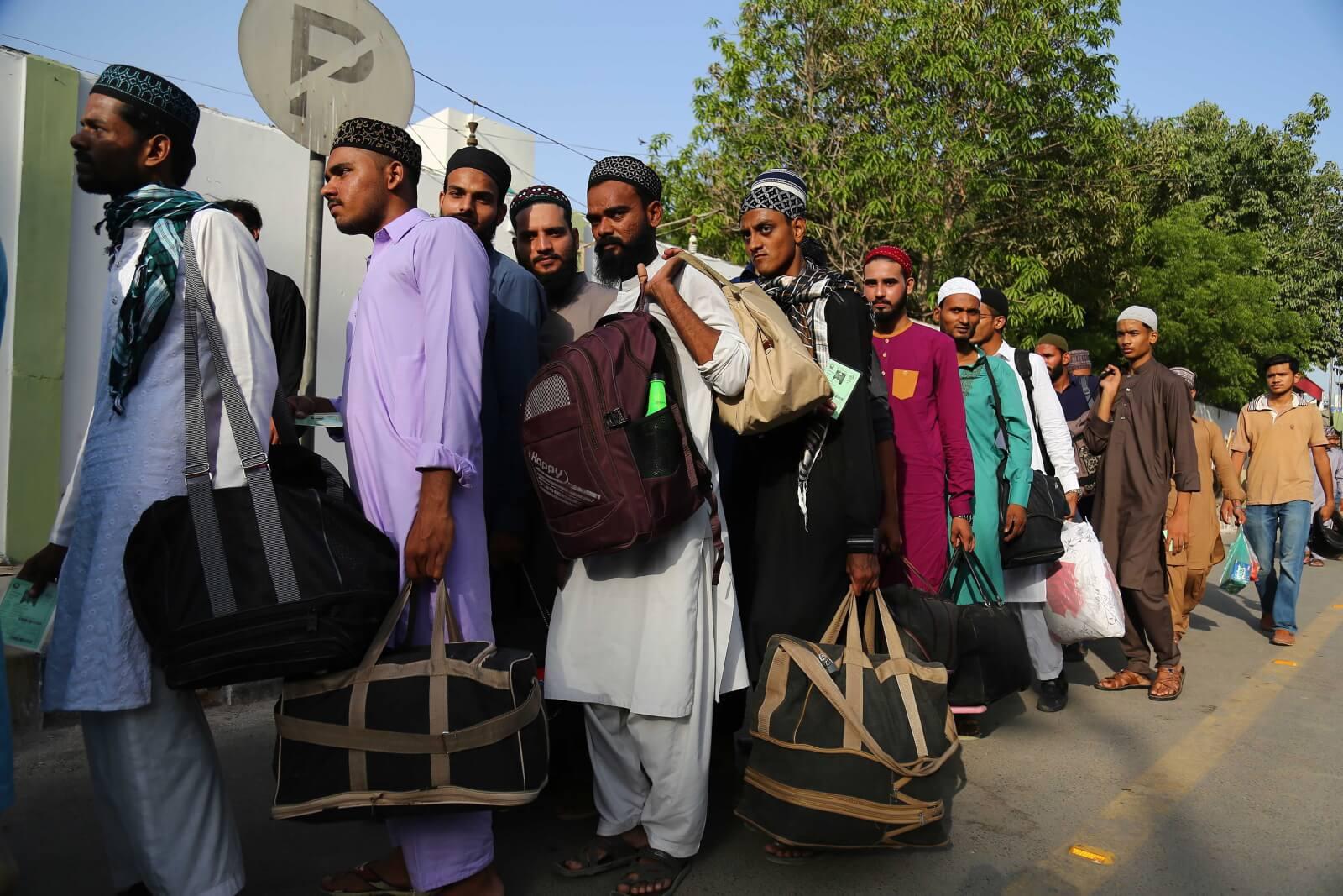 Ramadan w Pakistanie fot. EPA/SHAHZAIB AKBER
