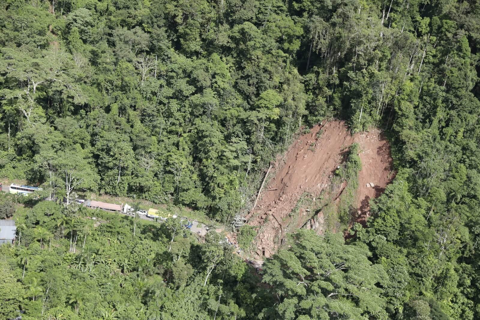 Trzęsienie ziemi w Peru fot. EPA/GUADALUPE PARDO