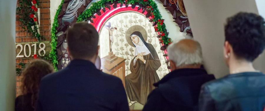 Cudowny obraz św. Rity