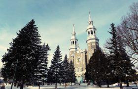 kanada quebeck kościół