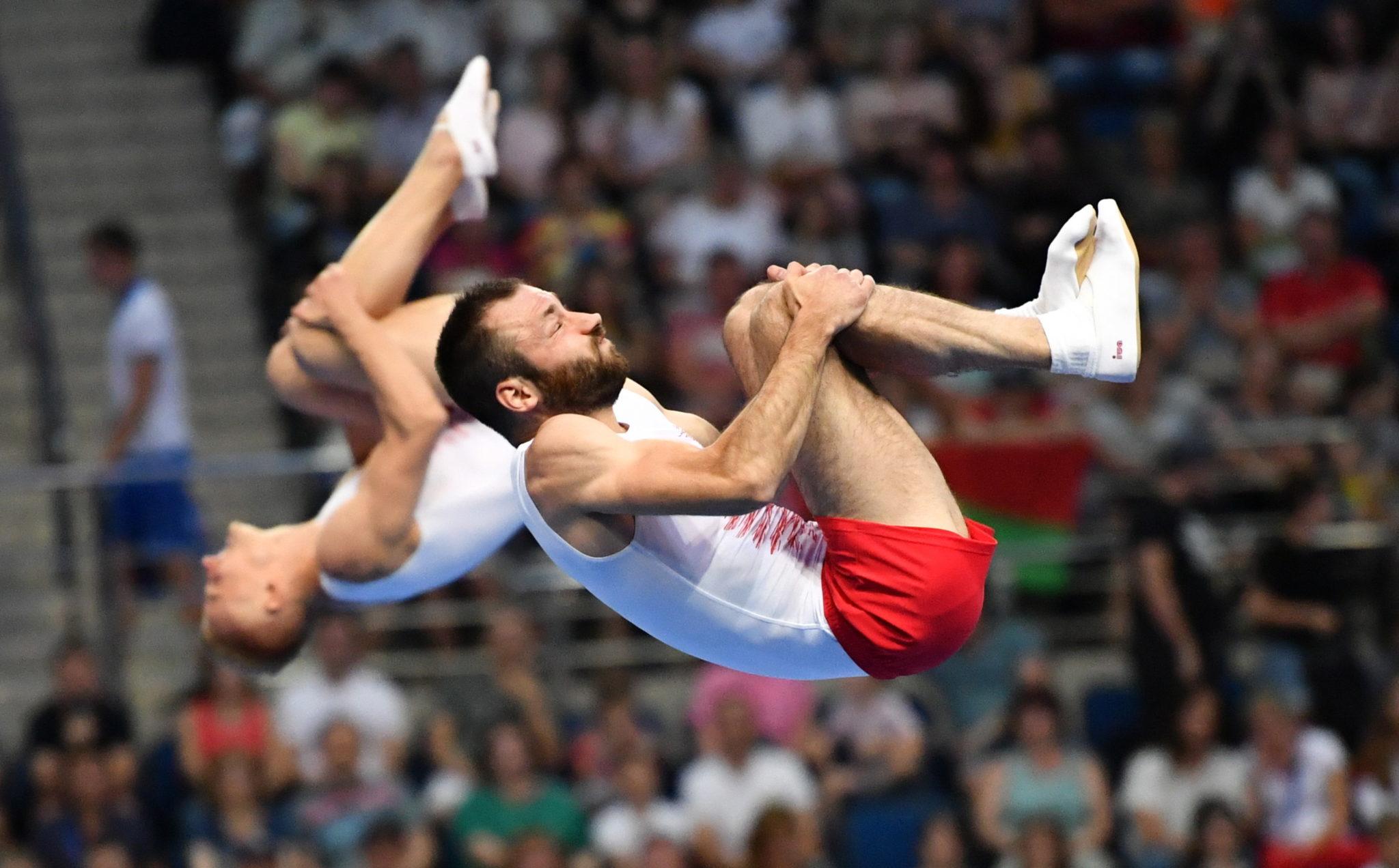 To pierwszy medal wywalczony przez biało-czerwonych na tej imprezie. Drugie miejsce zajęli Ukraińcy, a trzecie Francuzi, fot. Piotr Nowak, PAP
