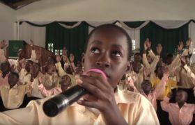 tanzania dzieci śpiew
