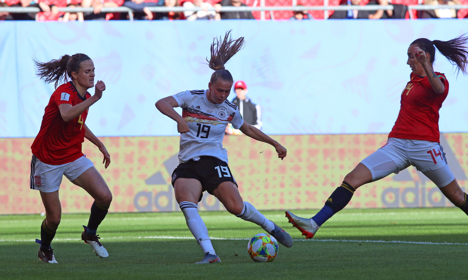 FIFA Women's World Cup 2019. Fot. EPA/TOLGA BOZOGLU