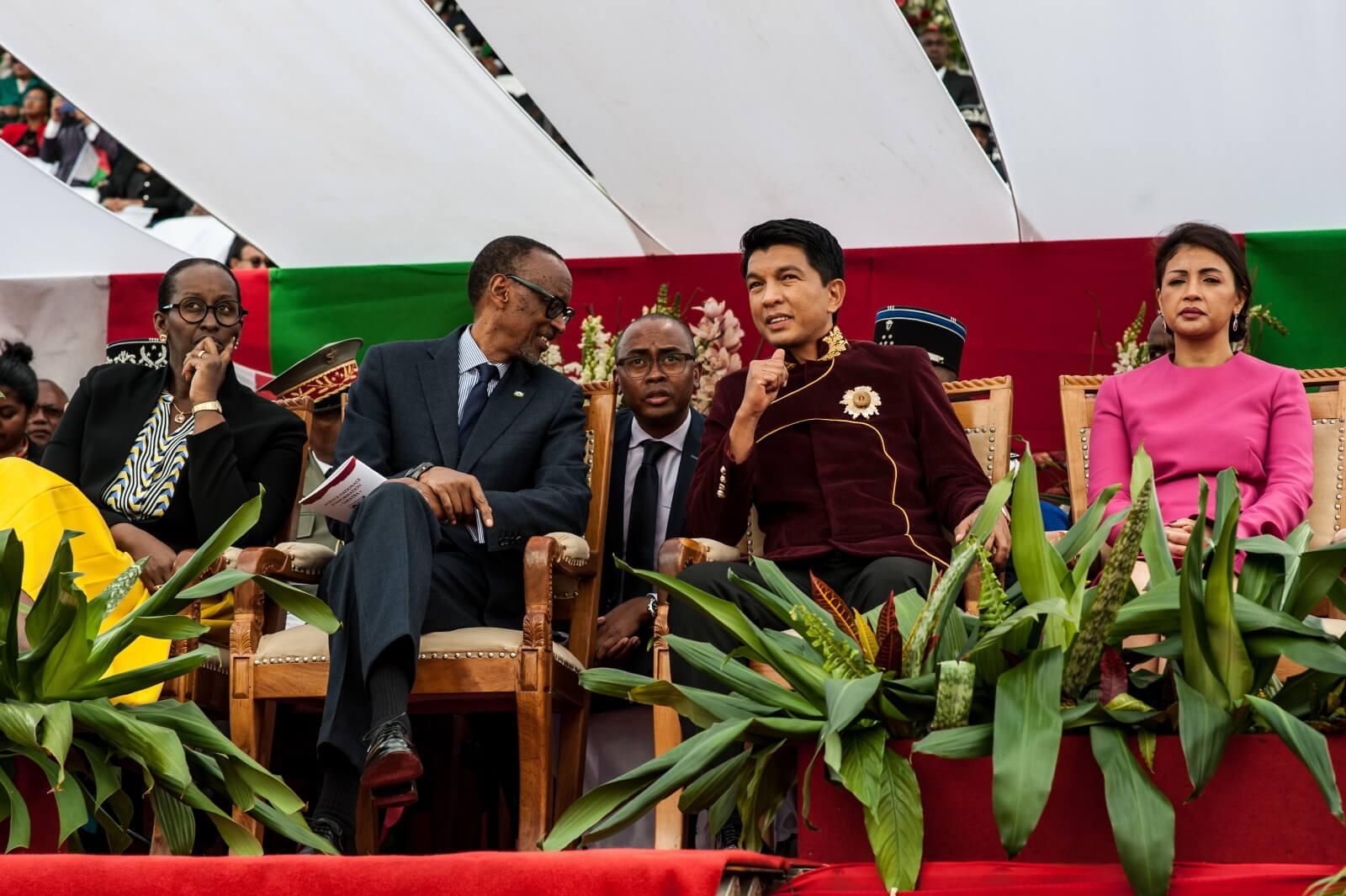 Dzień Niepodległości Madagaskaru fot. EPA/Henitsoa Rafalia