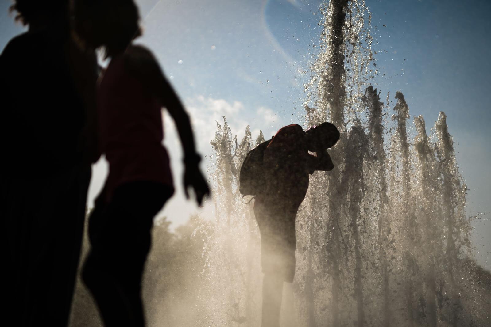 Berlin fot. EPA/CLEMENS BILAN