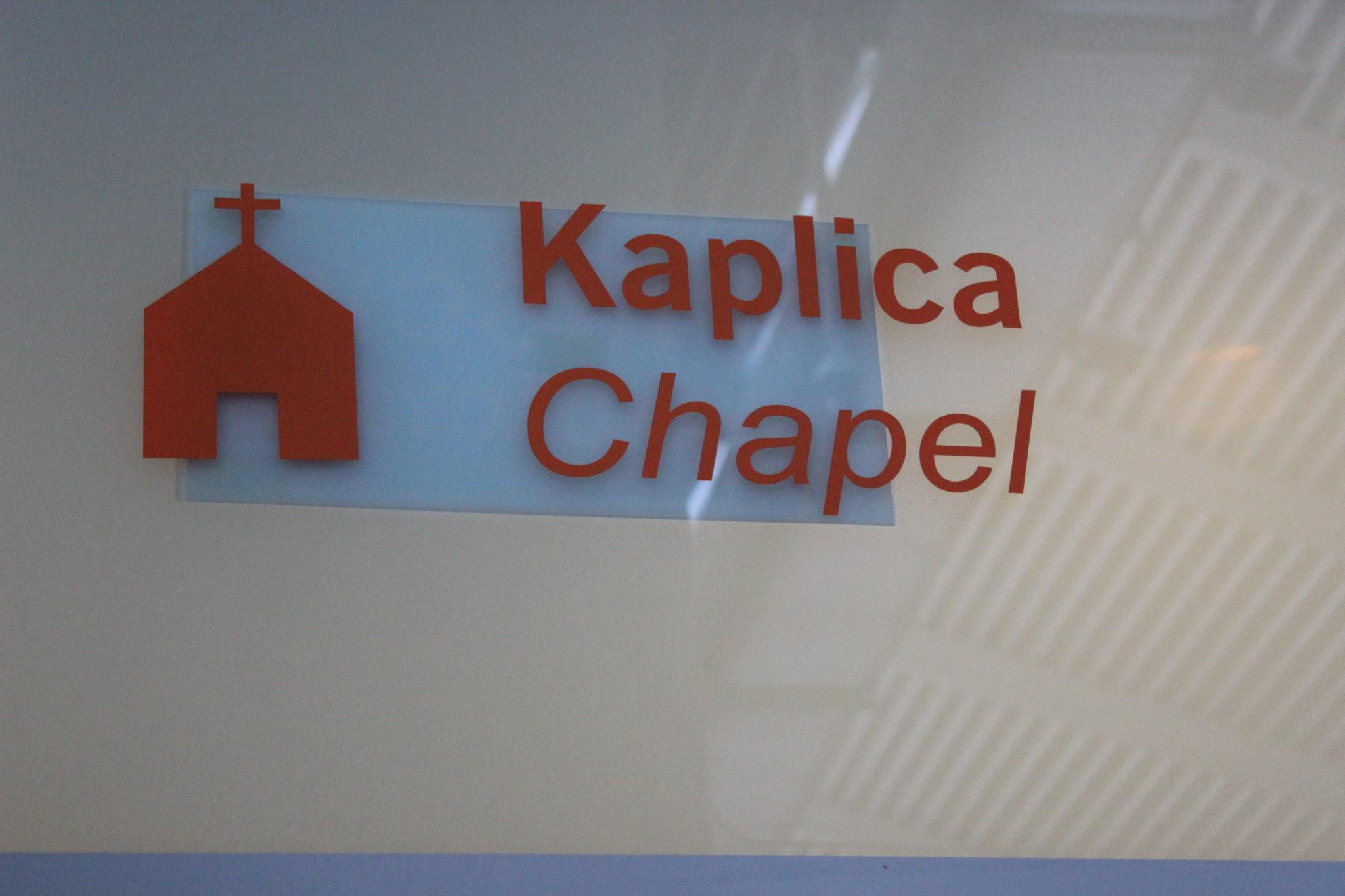 lotnisko Chopina, kapelania, lotnisko, misyjne