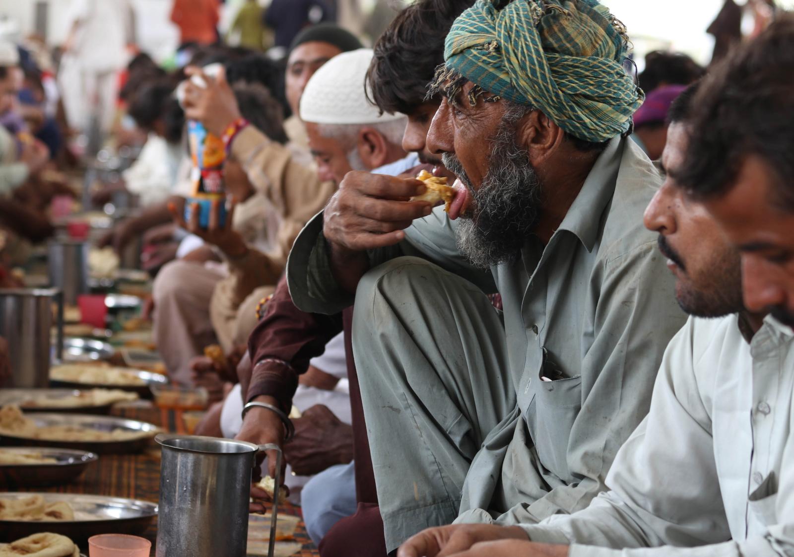 Pakistan fot. EPA/REHAN KHAN