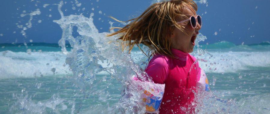 radość morze