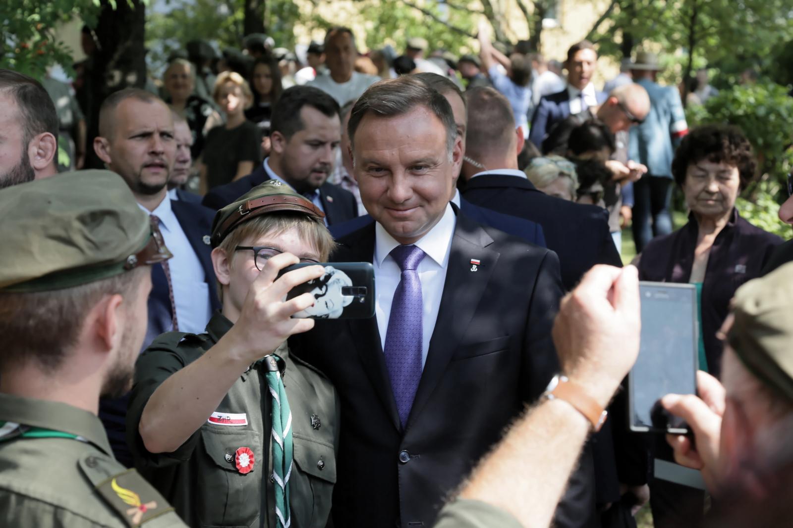 PAP/Wojciech Olkuśnik