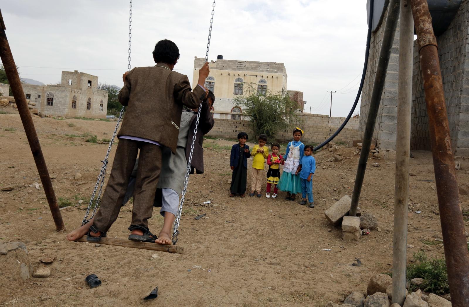 Jemen. fot. EPA/YAHYA ARHAB