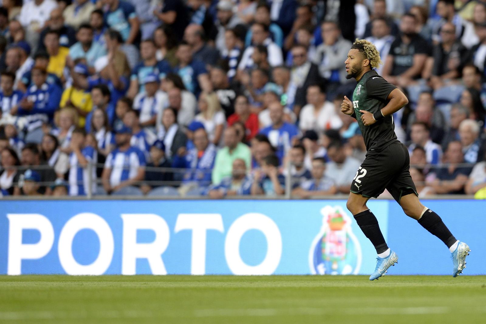 FC Porto vs Krasnodar. fot. EPA/FERNANDO VELUDO