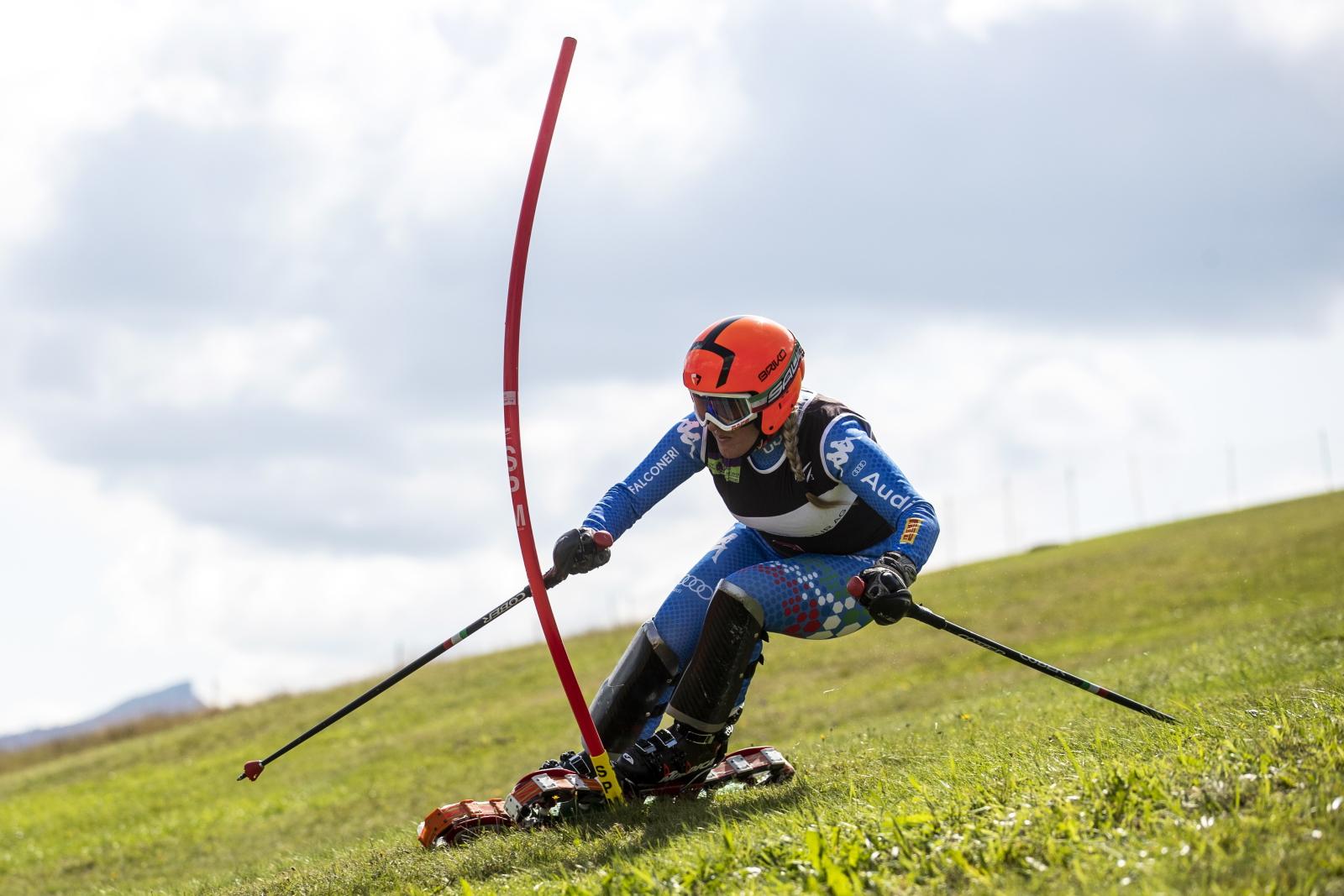 Zawody w narciarstwie Fot. EPA/ALEXANDRA WEY