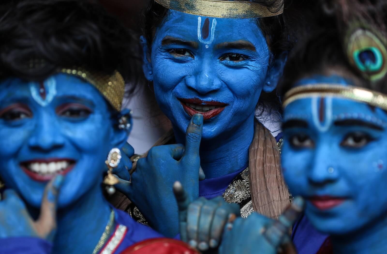 Indie fot. EPA/DIVYAKANT SOLANKI