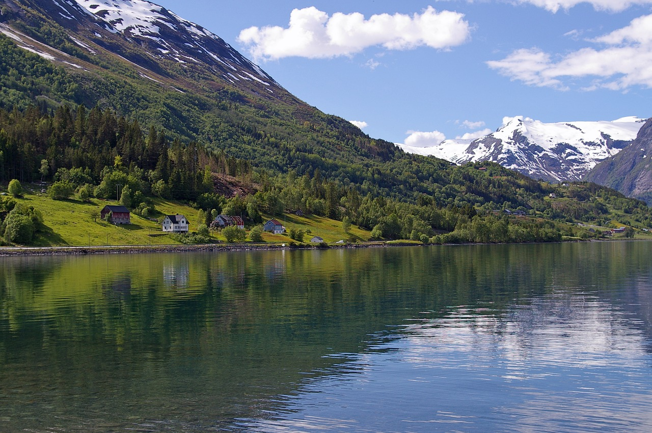 Norwegia widok