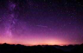spadająca gwiazda