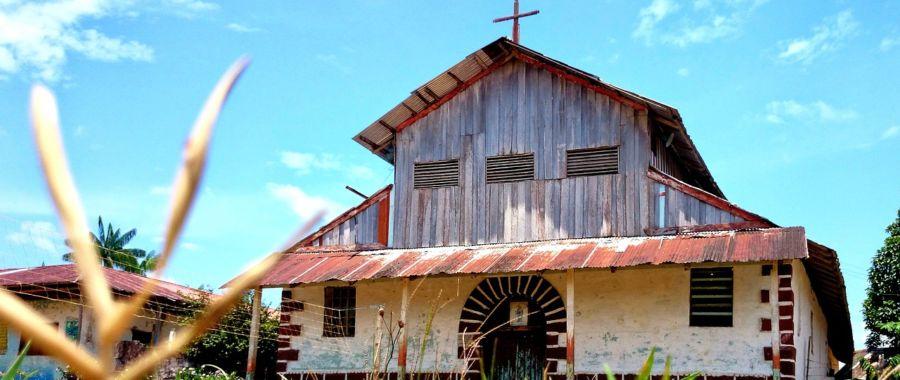 kościół Amazonia
