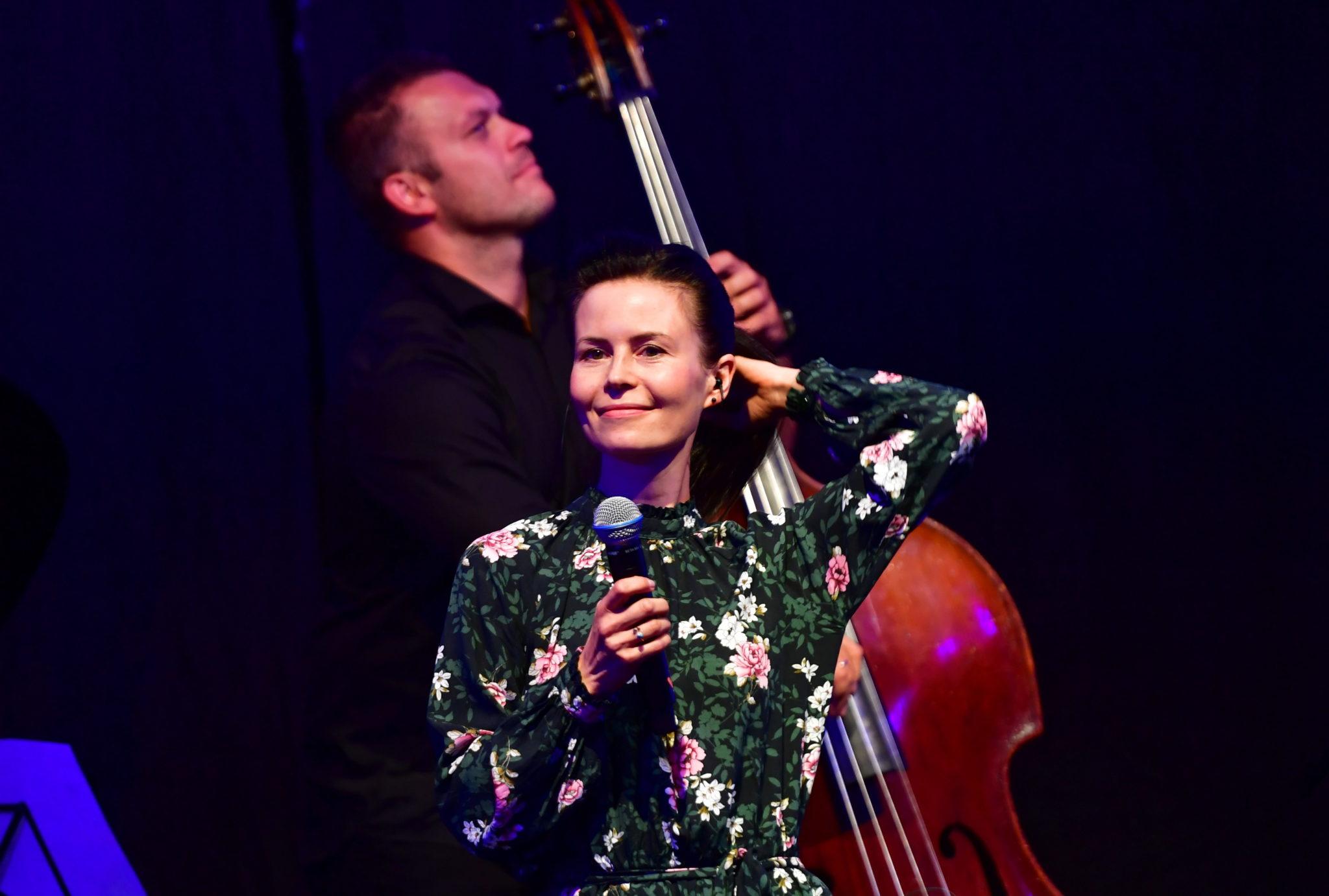 Koncert Magdaleny Kumorek z zespołem Tubis Trio