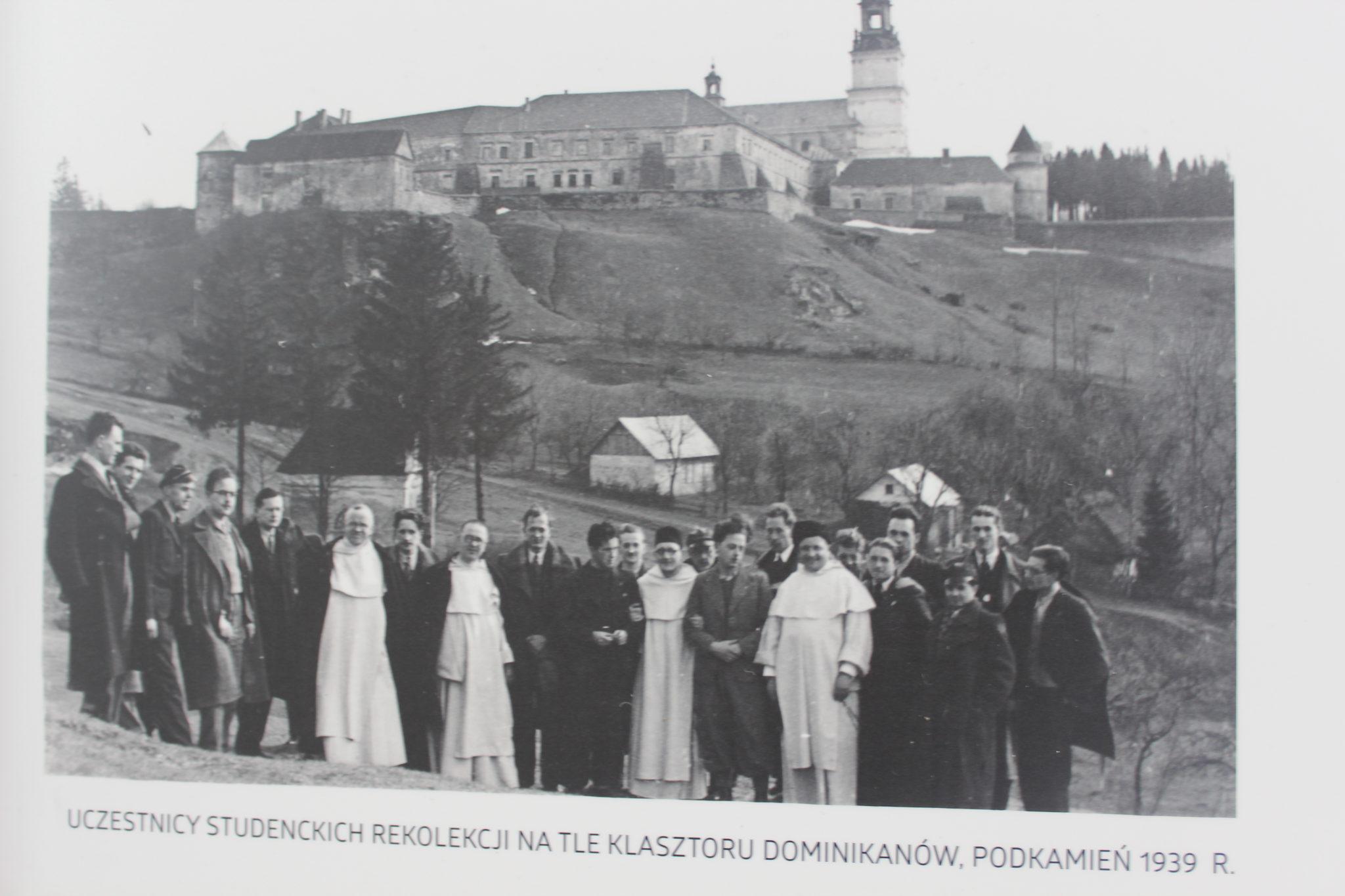 bł. o. Michał Czartoryski Powstanie dominikanie misyjne pl