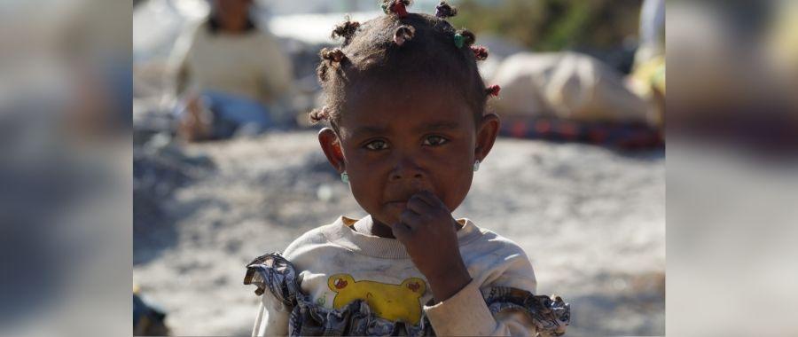 Madagaskar, dziecko