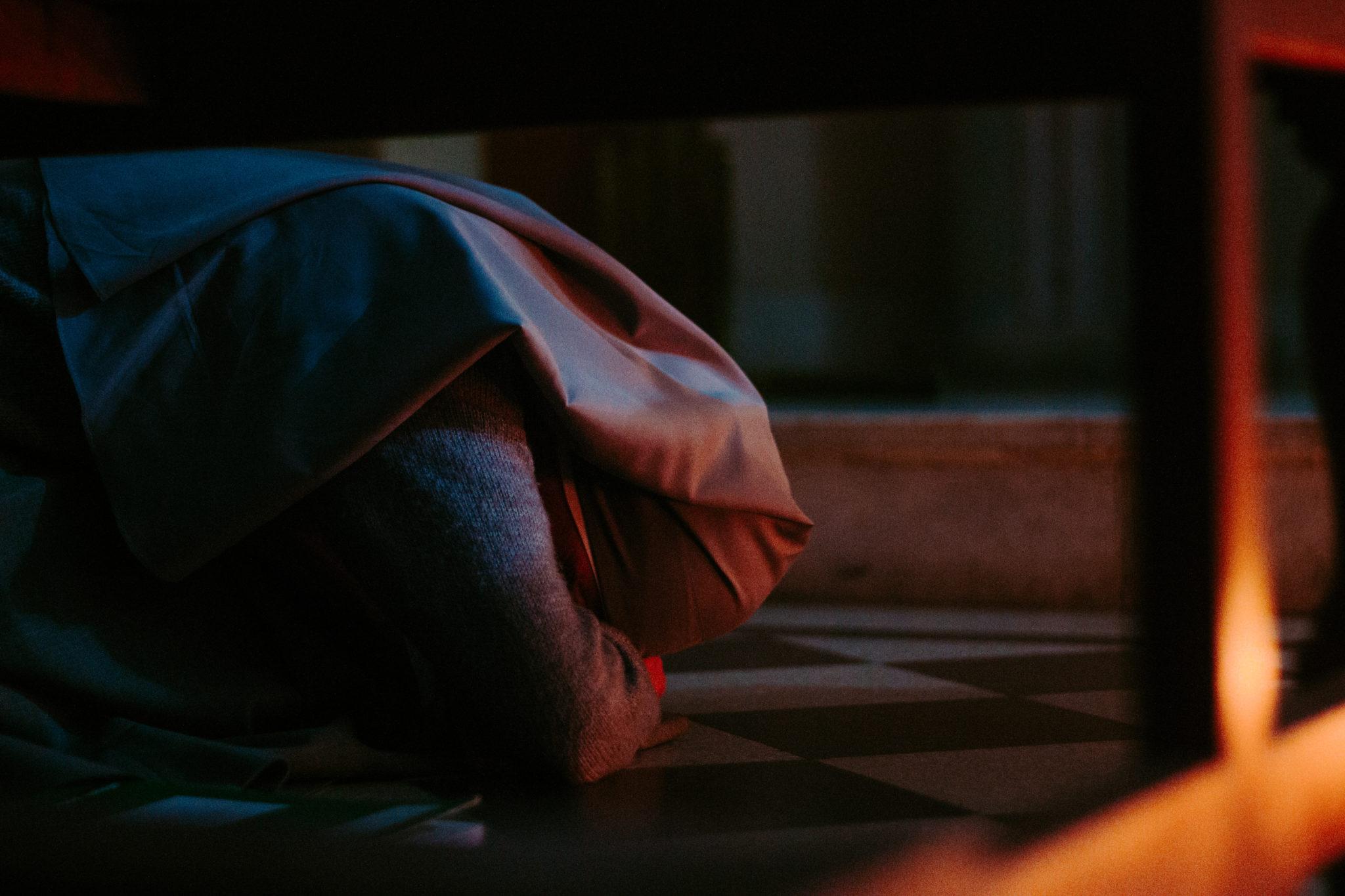 siostra, zakonnica, modlitwa