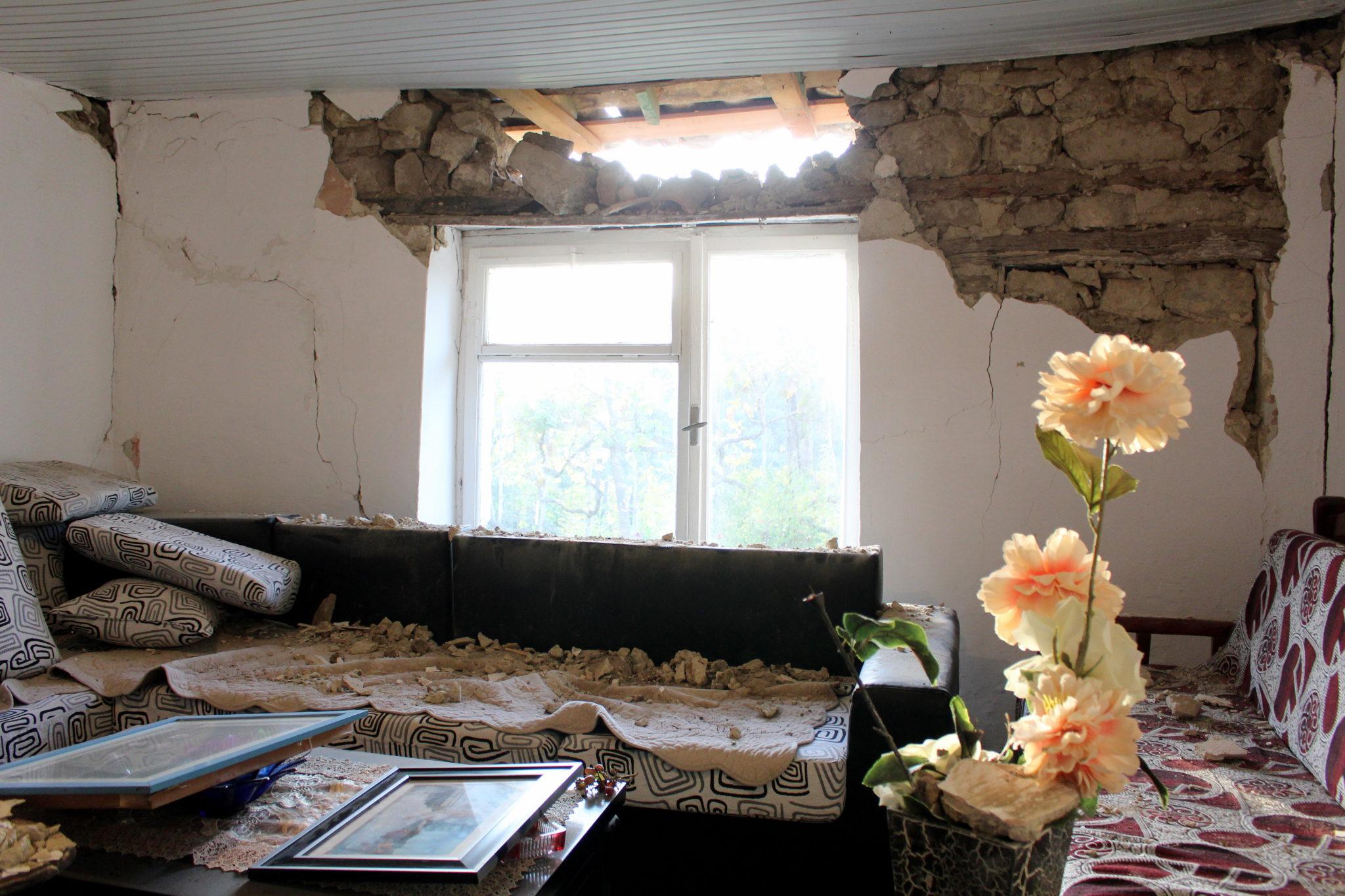 Albania: trzęsienie ziemi o magnitudzie 5.8 nawiedziło Tiranę i inne regiony kraju, fot. Malton Dibra, PAP/EPA