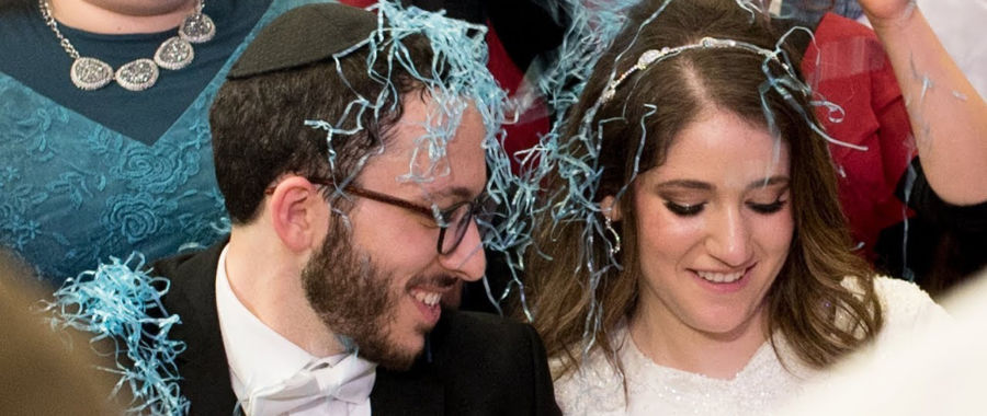 żydowski ślub