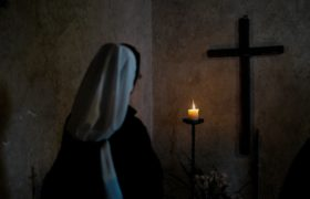 siostra, zakonnica, kaplica