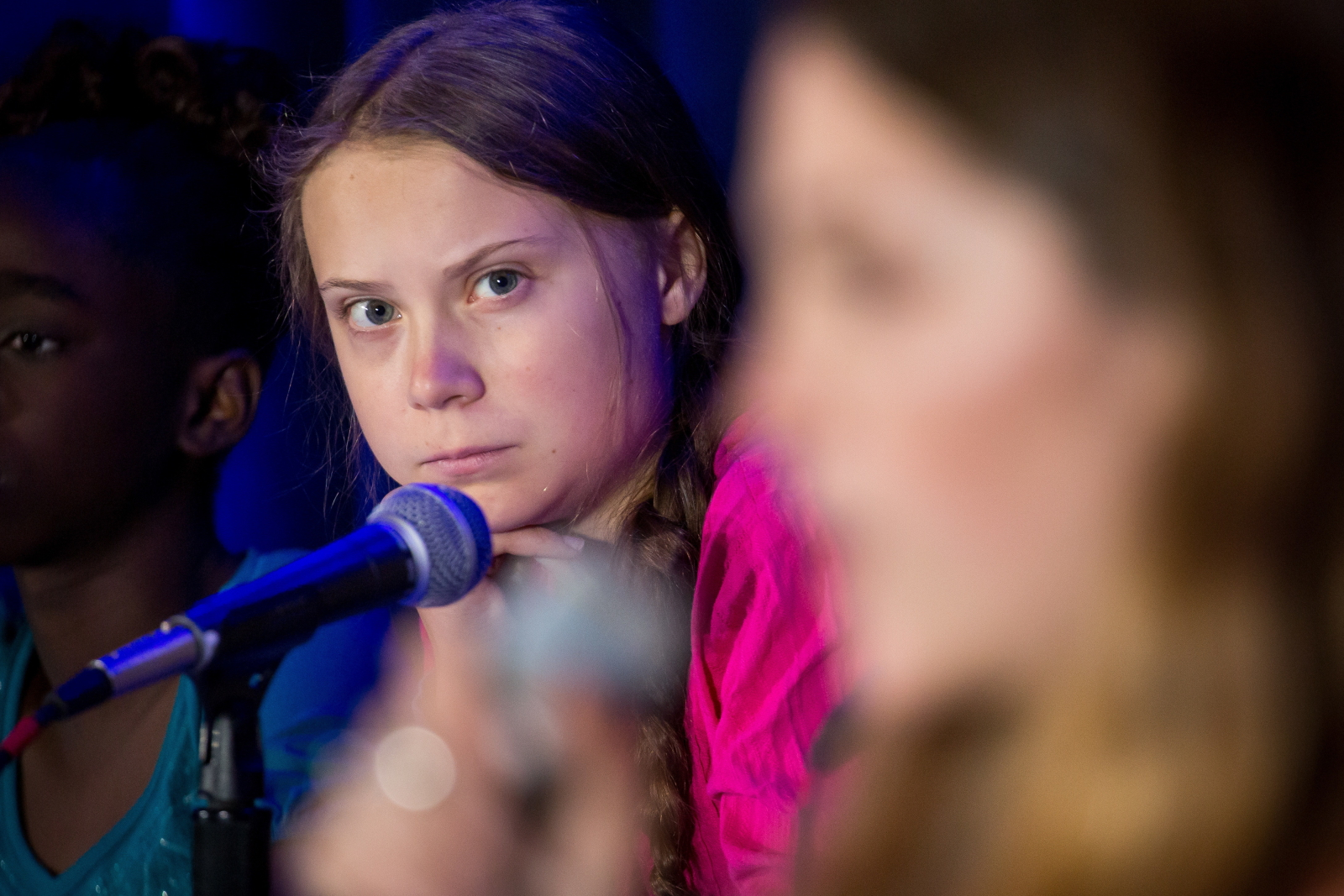 Official Climate Crisis Complaint filed by 16 international children
