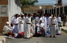 Konflikt w Jemenie ciągle trwa fot. EPA/STRINGER
