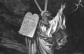 mojżesz dekalog