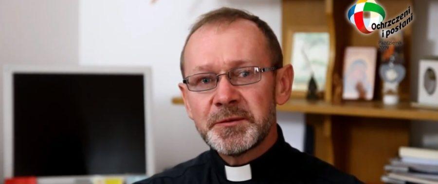 ks. Tadeusz Popiołek