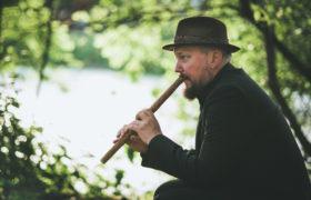 Joszko Broda: Kosz jest najważniejszym miejscem artysty rozmowa misyjne pl Rodzina Brodów płyta Człowiek z lasu