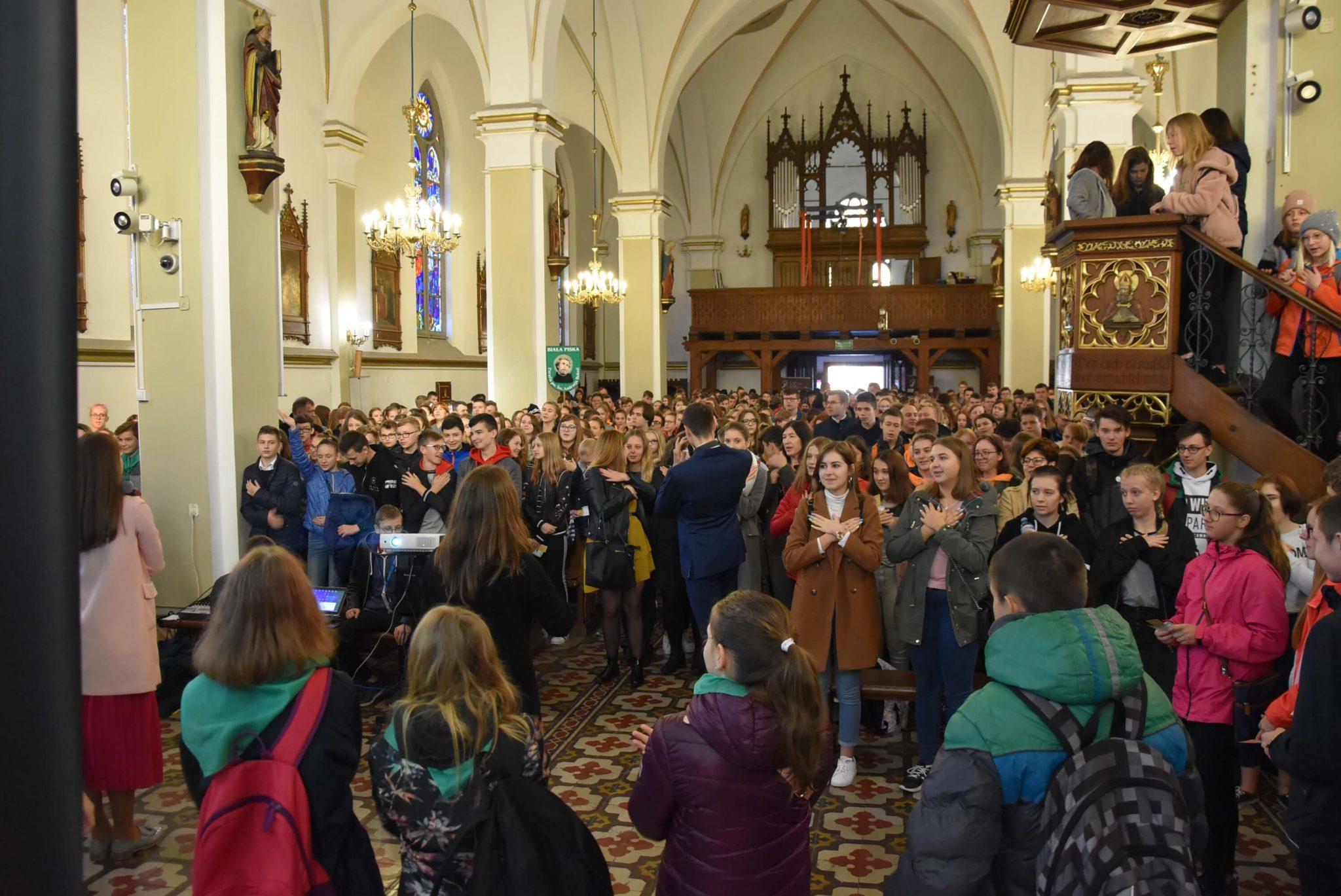 Kongres misyjny w Ełku
