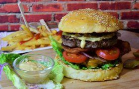 mięso hamburger
