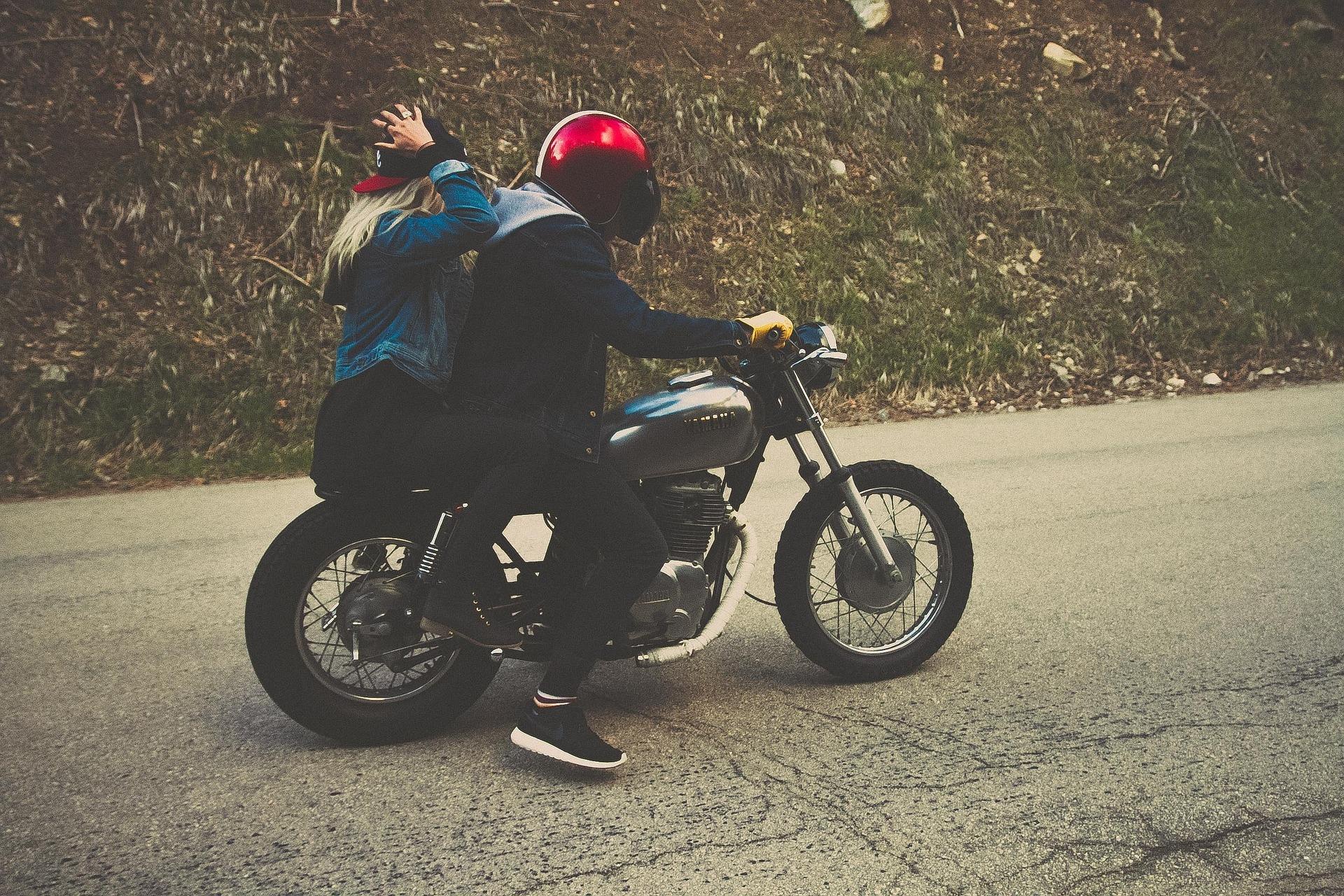 motocyklista
