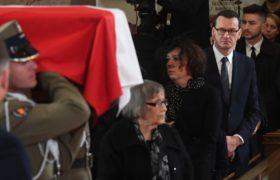 pogrzeb Morawieckiego