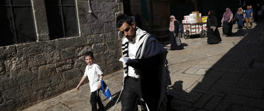 kojarzenie żydowskiej tradycji
