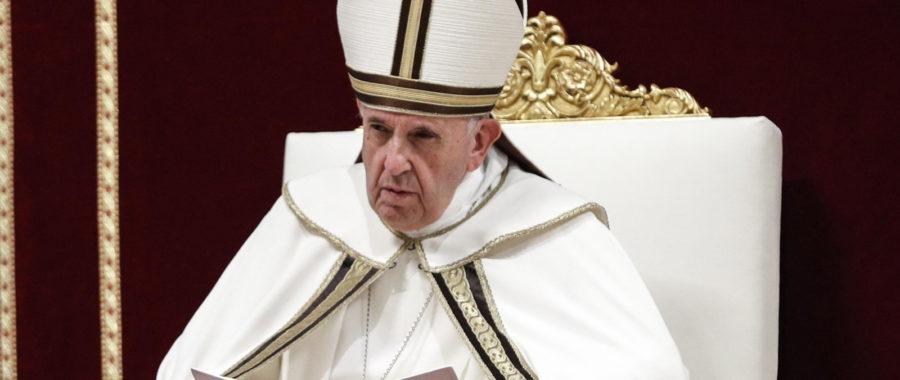 Nadzwyczajny Miesiąc Misyjny w Watykanie. fot. EPA/GIUSEPPE LAMI