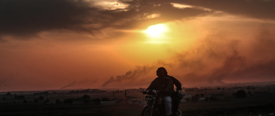 Operacja militarna w Turcji fot. EPA/SEDAT SUNA