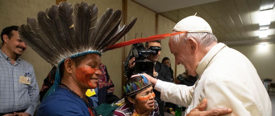 papież Franciszek synod dla amazonii
