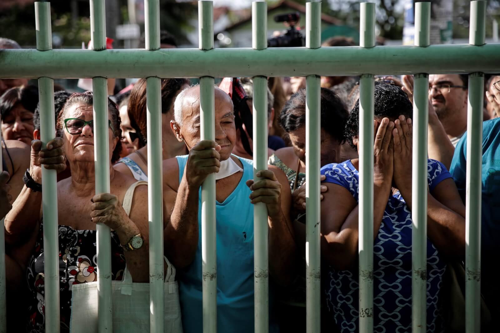 Brazylia przed wielkimi wyprzedażami fot. EPA/Antonio Lacerda