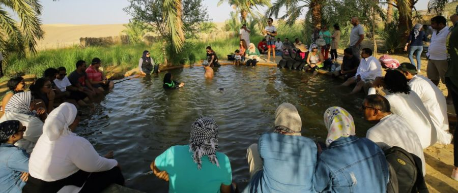 Egipt fot. EPA/KHALED ELFIQI
