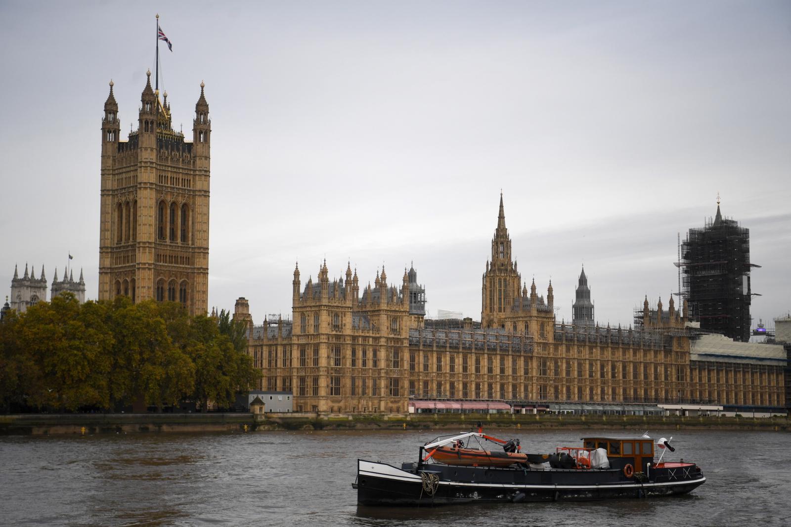 Wielka Brytania dziś fot. EPA/NEIL HALL