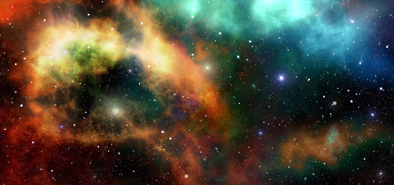 kosmos wszechświat