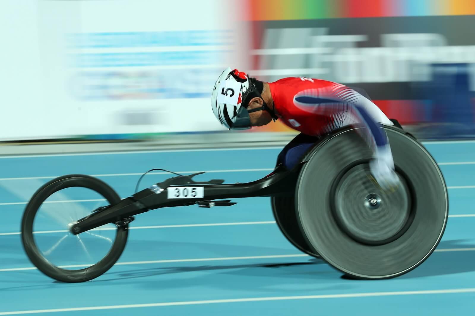 Mistrzostwa świata w para lekkoatletyce fot. EPA/MAHMOUD KHALED