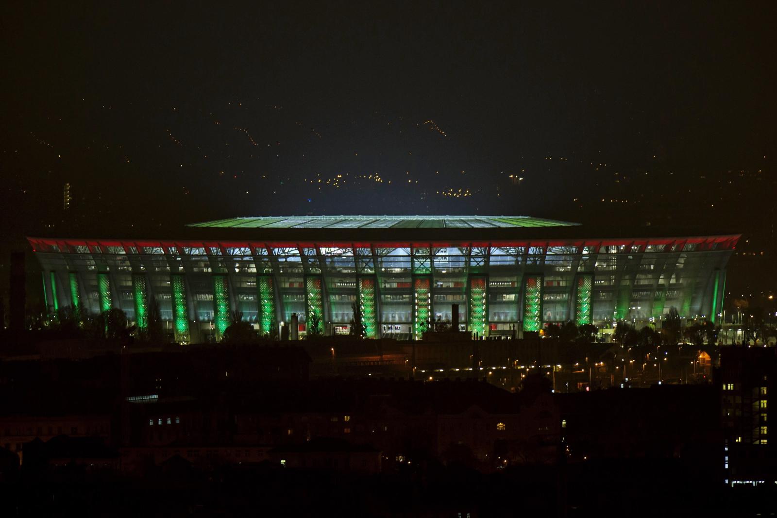 Inauguracja w Pukas fot. EPA/Peter Lakatos HUNGARY OUT